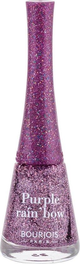 Bourjois 1 Seconde nagellak - 18 Purple Rain'bow