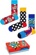 Happy Socks Father's Day Giftbox Multipack Heren Sokken 41-46