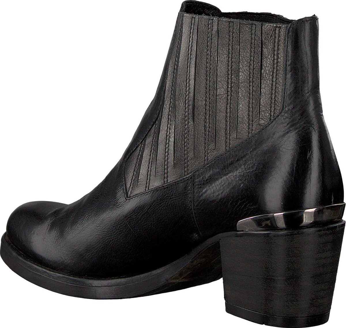 Via Vai Dames Chelsea boots 5105025 - Zwart - Maat 37 Boots