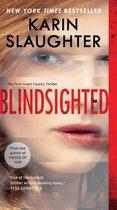 Omslag Blindsighted