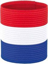 Stanno Aanvoerdersband NL Aanvoerdersband - Multi Kleuren - Maat SR