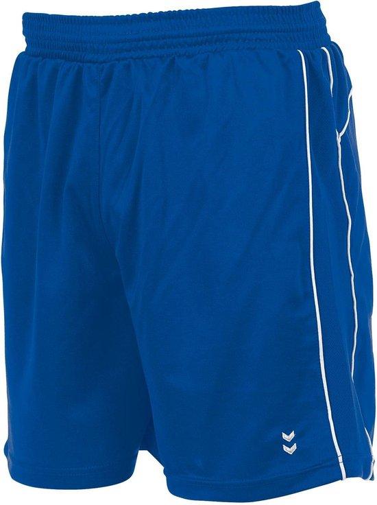 hummel Performance Short Sportbroek - Blauw - Maat XL