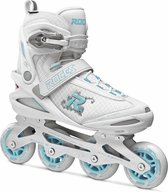 Roces Pic Women's inline skates - maat 38 - 80mm white/azure