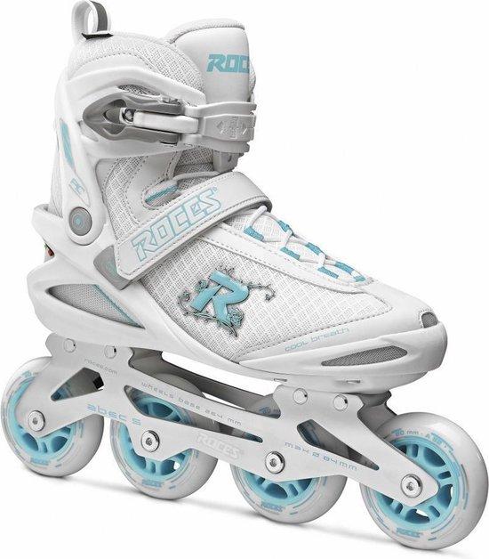 Roces Pic Women's inline skates - maat 38 - 80mm white/azure