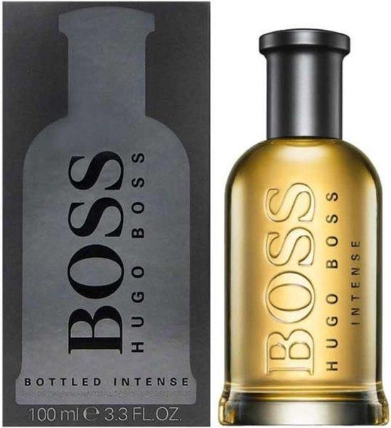 boss bottled intense 100 ml