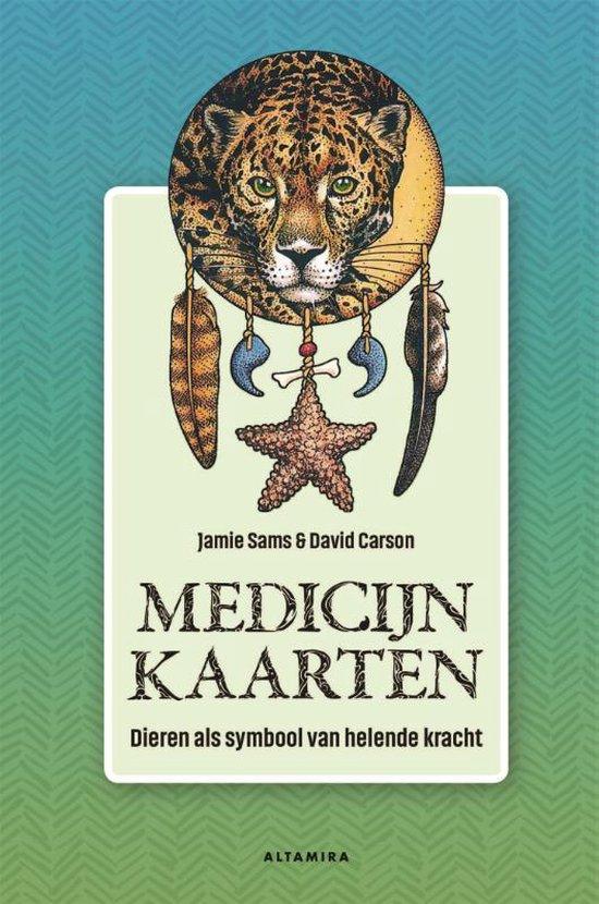 Boek cover Medicijnkaarten van Jamie Sams (Paperback)