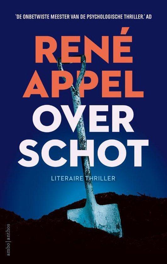 Boek cover Overschot van Rene Appel (Paperback)