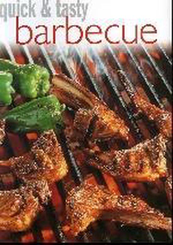Quick En Tasty Barbecue - Onbekend |