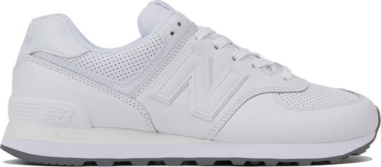 New Balance - Heren Sneakers ML574SNQ - Wit - Maat 46 1/2