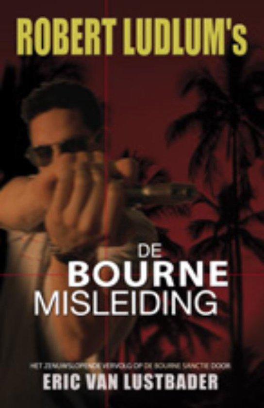 Afbeelding van De Bourne misleiding