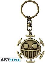 ONE PIECE - Keychain Metal 3D - Trafalgar Law