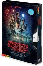 Stranger Things VHS Premium A5 Notitieboek