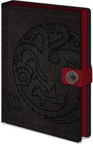Game of Thrones Targaryen - Premium A5 Notitieboek