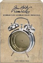 Idea-ology • Tim Holtz assemblage clock