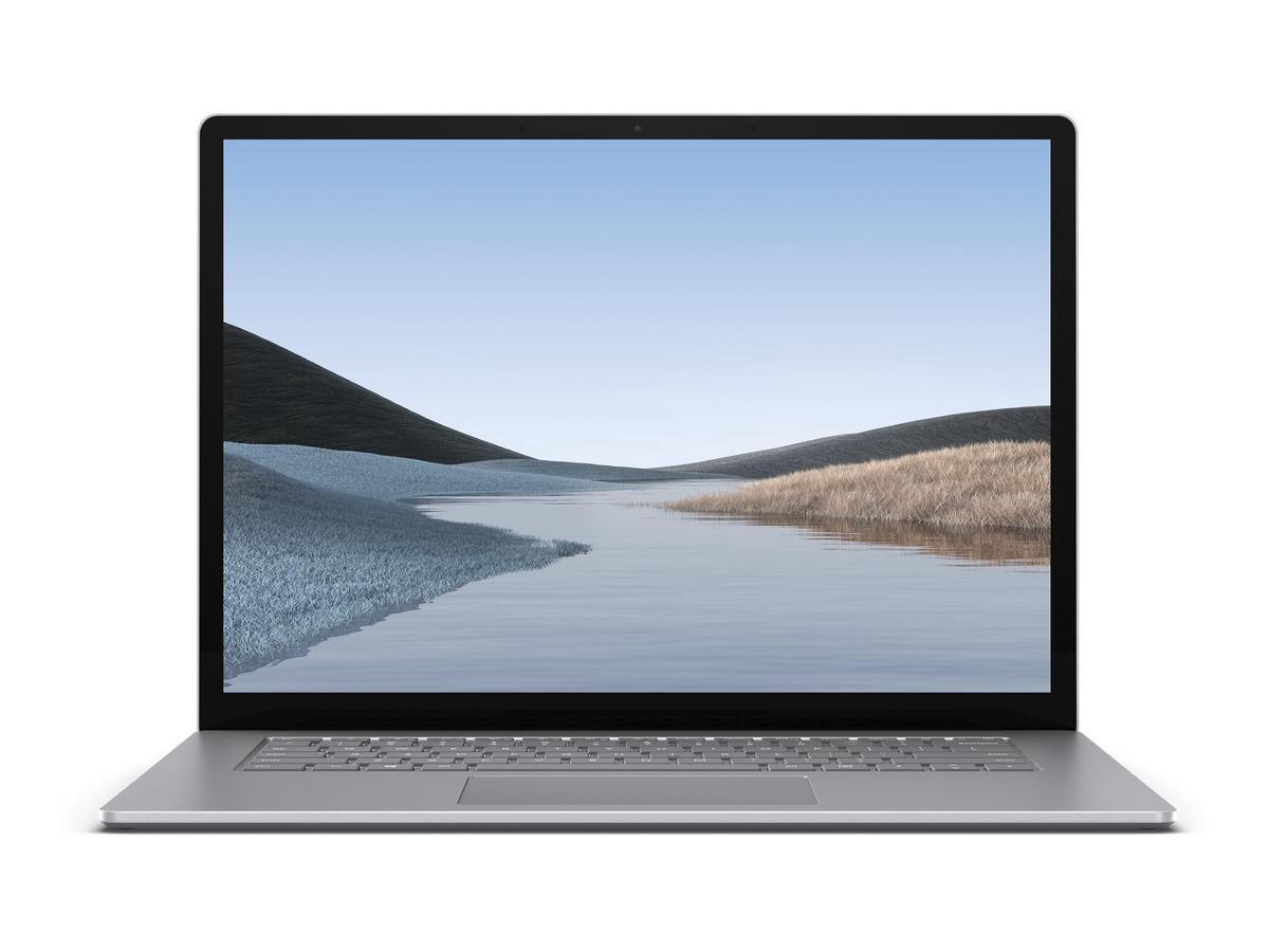 Microsoft Surface Laptop 3 – Intel Core i5 – 128 GB – Platinum – 13,5 inch