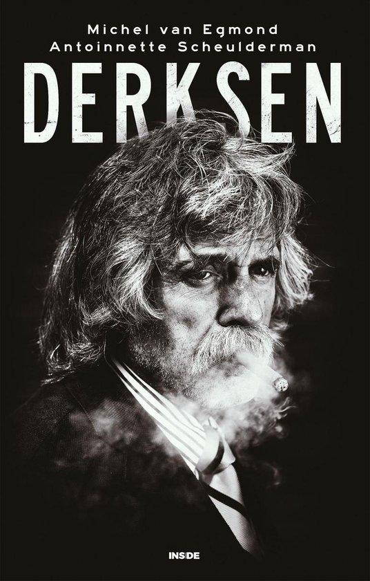 Boek cover Derksen van Michel van Egmond (Onbekend)
