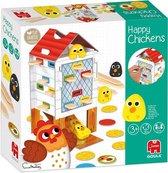 Goula Happy Chickens - Educatief Spel