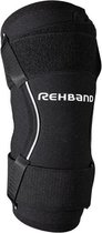 Rehband Elleboogbrace X-rx 26-28 Cm Polyester Zwart Links Mt M