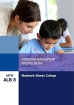 Boek cover MTW ALB 8 : Maatwerk Albeda College: Onderwijsassistent - profielboek van K. de Bakker (Onbekend)