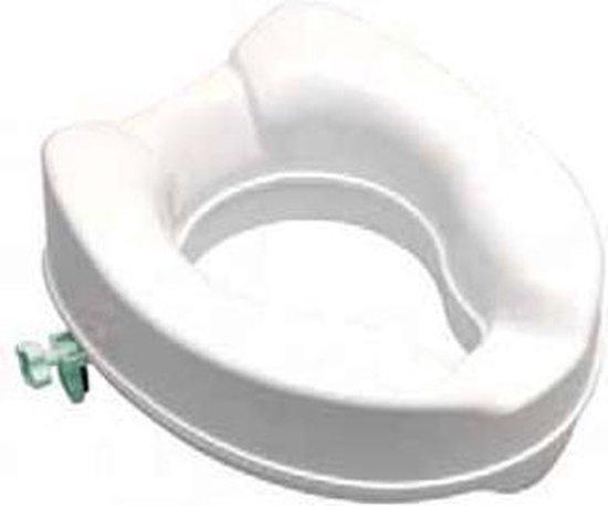 Toiletverhoger Wit Plieger-Comfort 101318004