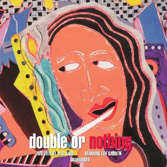 Boek cover Double or Nothing van Happy Media (Onbekend)