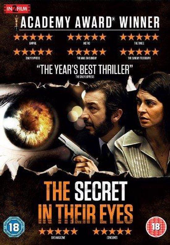 Cover van de film 'Secret In Their Eyes'