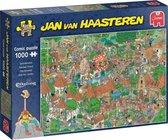 Jan van Haasteren Efteling Sprookjesbos puzzel - 1000 stukjes