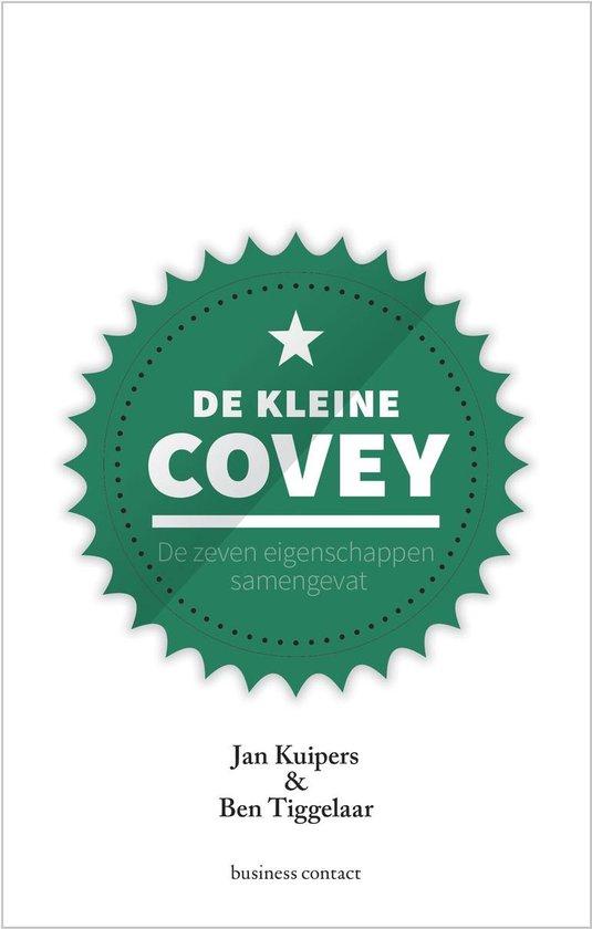 Boek cover Kleine boekjes - grote inzichten - De kleine Covey van Jan Kuipers (Onbekend)