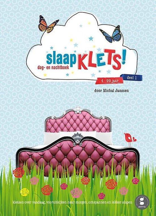 Boek cover Slaapklets van Michal Janssen (Hardcover)