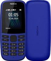 Nokia 105 Neo - 4MB - Blauw - Dual sim