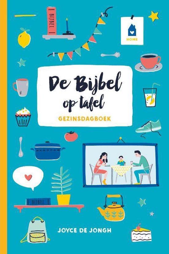 De Bijbel op tafel - Joyce de Jongh | Fthsonline.com