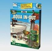 JBL Aqua In-Out Waterwisselset voor aquaria met aansluiting voor de waterkraan