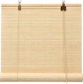 Sol Royal Bamboe Rolgordijn - 160x80 cm - Natuur