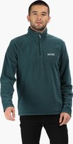 Regatta Thompson Fleece Heren Outdoortrui - Deep Teal - Maat XXXL