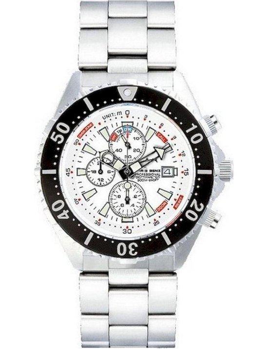 Chris Benz Mod. CB-C300-W-MB – Horloge