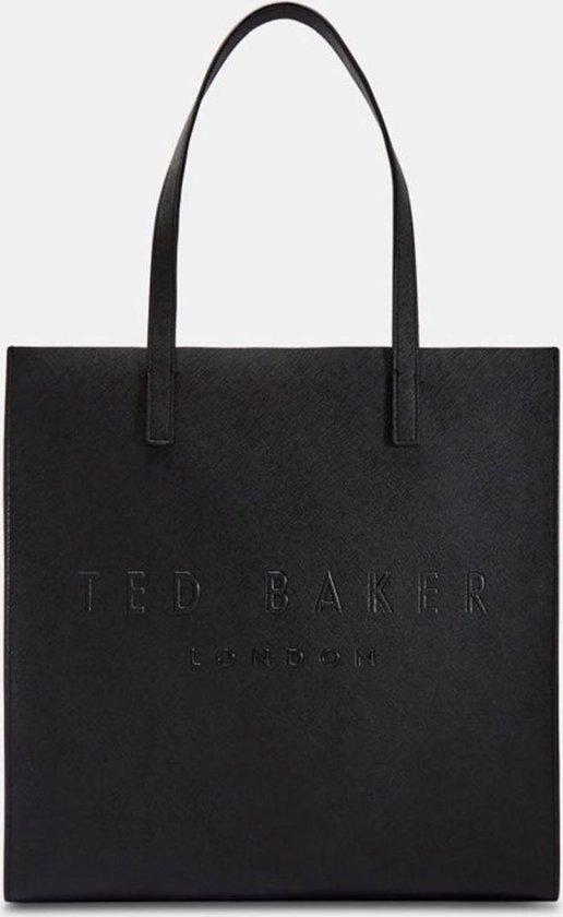 Ted Baker Soocon Dames Shopper - Black - L