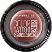 Maybelline Eye Studio Color Tattoo 24H Cream Oogschaduw - 230 Groundbreaker - Roestbruin