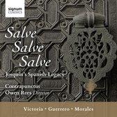 Salve, Salve, Salve - Josquin'S Spanish Legacy