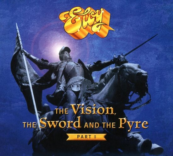 Vision, The Sword & The Pyre Part 1