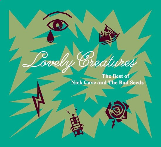 CD cover van Lovely Creatures van Nick Cave & The Bad Seeds