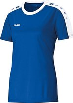 JAKO Striker - Voetbalshirt - Heren - Maat XL - Blauw/Wit