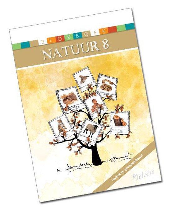 Blokboek Natuur 8 - none pdf epub