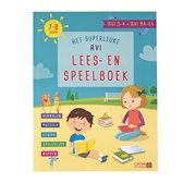 Het superleuke AVI Lees- en speelboek (AVI 3-4 AVI M4-E4 7-8 jaar)