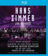 Live In Prague (Blu-Ray)