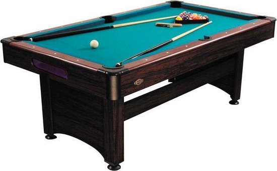 Buffalo Pooltafel - 7 Ft - Rosewood Bal Terugloop Systeem