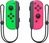 Nintendo Switch Joy-Con Controller paar - Neon Green en Neon Pink
