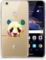 Huawei P8 Lite 2017 TPU Hoesje Design Panda Color