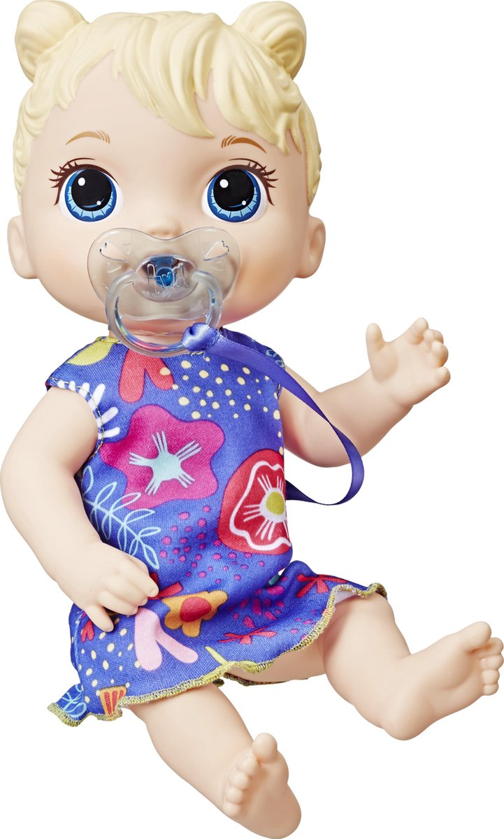 Baby Alive Sweet Sounds Baby Blond