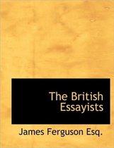 The British Essayists