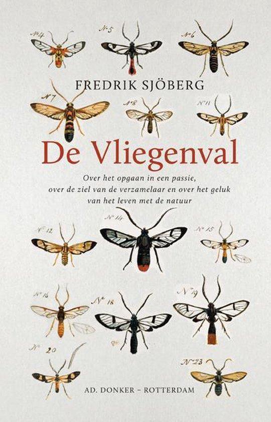 De vliegenval - Fredrik Sjoberg pdf epub